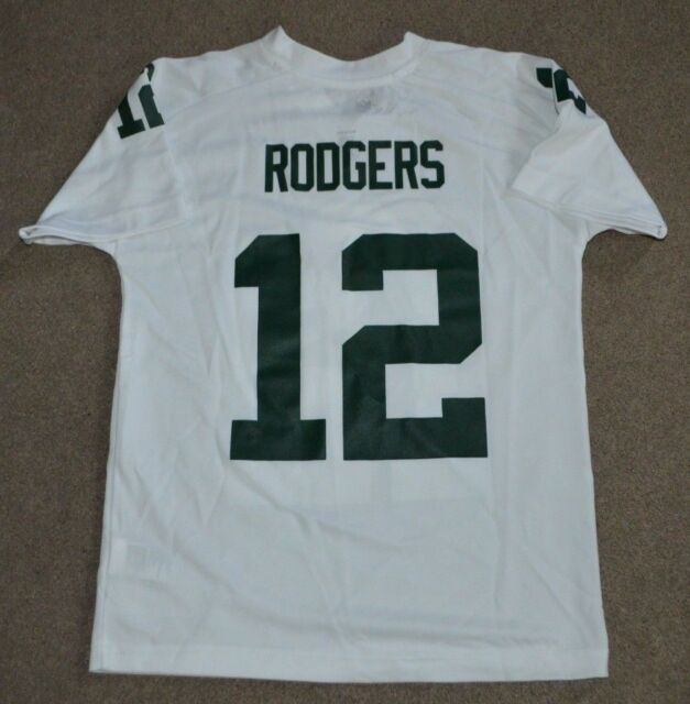 Aaron Rodgers #12 Green Bay Packers Youth Medium 1012 NFL Team  hot sale