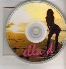 (CQ504) Ella D, Anthony Harrison-Griffin - 2011 DJ CD