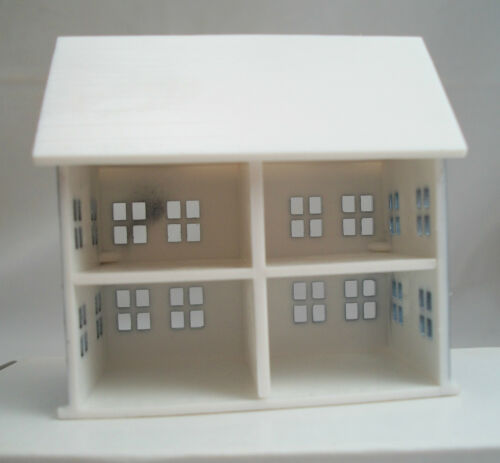 Miniature Dollhouse Dollhouse  D3109  1//12 scale plastic