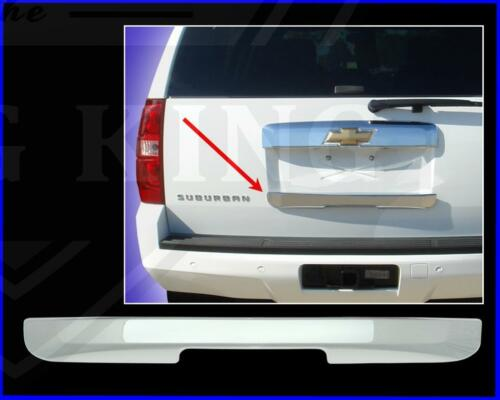 GMC Yukon chrome rear door handle cover lift gate accent trim 2007-2014