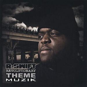 Revolutionary-Theme-Muzik-R-Swift-Audio-CD-New