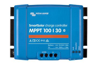 Erneuerbare Energie -regler Charge Solar Mppt 30a 12/24v Smartsolar Victron 100/30 Solarenergie