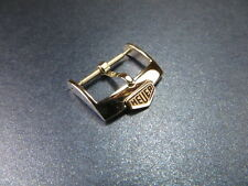 New 18mm TAG Heuer Stainless Polish Tang Buckle 18 mm Tongue