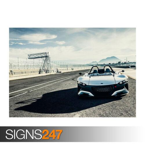 Car Poster Photo Picture Poster Print Art A0 A1 A2 A3 A4 0193 VUHL 05