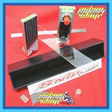 GO KART SNIPER V2 INOX LASER  ALIGNMENT SYSTEM SNIPERS NEW BOXED SET