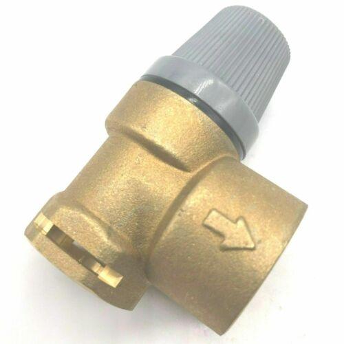 Vaillant Aquaplus Vui 362-7 /& 362-7 R3 Druckentlastung Sicherheitsventil 190732