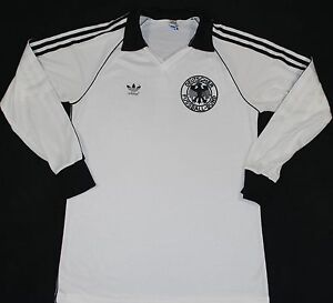 Ebay Home Shirt M Germany size 1980 Adidas West 1982 Football xwY4IIqa1z