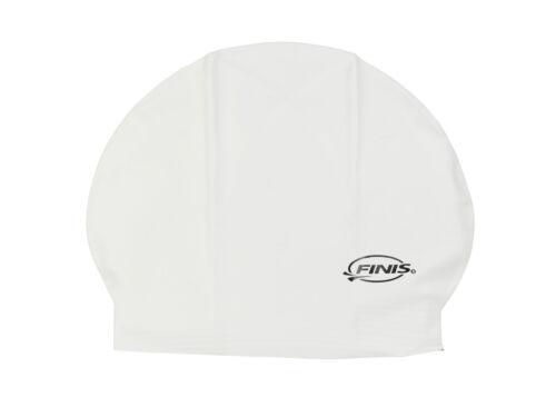 FINIS LATEX SWIMMING SWIM POOL HAT ADULT CAP NEW!
