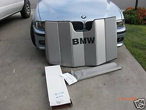 2004 2009 Bmw New Uv Front Shade Orignal Oem X3 E83 2 5i 3