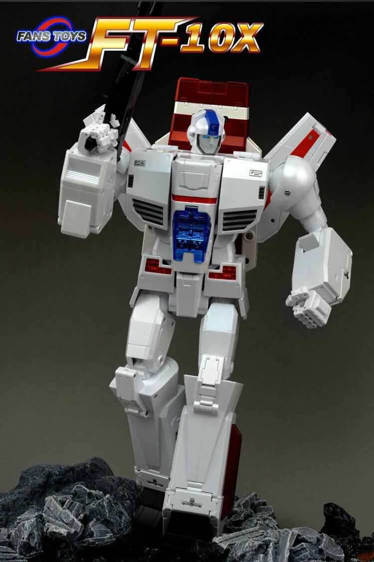 grandes ahorros Transformers FanJuguetes FT-10X Phoenix máquina pistolas Jetfire Jetfire Jetfire G1 Figura De Acción  precios mas bajos