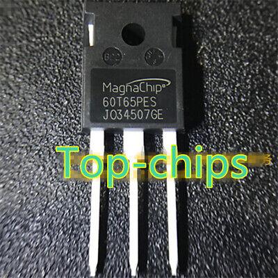 1pcs MBQ60T65PES 60T65PES 600V 60A MagnaChip IGBT TO-247