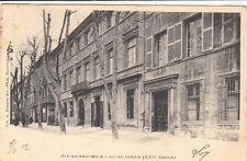 AIX-EN-PROVENCE hôtel forbin timbrée 1902
