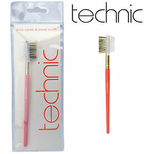 Technic-Lash-Comb-amp-Eyebrow-Brush-Duo-Eye-Brow-Groomer-Defining-Shaper
