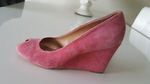40 Chaussure Texto Cuirebay Femme Jlft1cuk3 Escarpin Compensé Pointure WIDH2E9