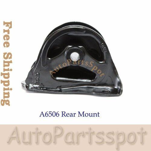 Rear Engine Mount A6506 For Honda CRV Civic Del Sol 1.5L 1.6L 2.0L