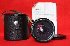Wide angle Carl Zeiss MC FLEKTOGON 2.8/20 mm,M42,excellent