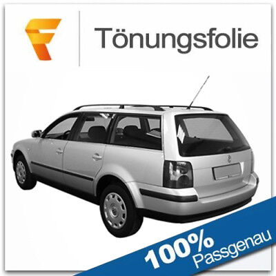 Climair ABE Windabweiser Glasklar vorn VW Passat /& Variant 3BG 3BL 2000-2005