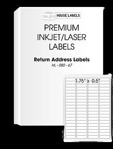 e33201b5840 4000 Labels 50 sheets 80 UP 1 3 4