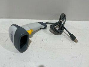Symbol LS2208-SR20001R LS2208 1D Laser Barcode Scanner White EXCLUDING CABLE