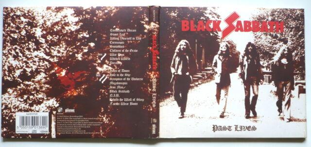 BLACK SABBATH - Past lives - UK-DCD > limited edition cardboard sleeve