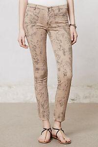 Noir 27 Sable Anthropologie Noir Pantalon Jeans Taille Skinny Tag Lavage Ellsworth Mih wqXwYO1a