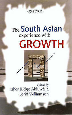 The South Asian Experience with Growth, , Used; Good Book