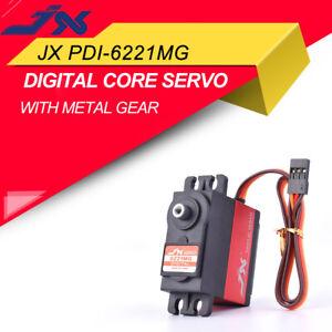 JX-PDI-6221MG-Ultra-Torque-Metal-Gear-20KG-Digital-Servo-For-RC-Car-amp-Drone