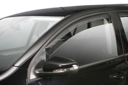 Climair Windabweiser Mazda 3 4//5 Türer Typ BK 2003-2009 mit ABE Rauchgrau 1 Paar