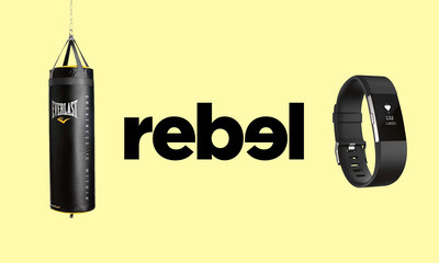 Up to 40% off Selected Stock at Rebel