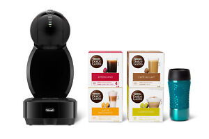 NEW-De-039-Longhi-Dolce-Gusto-EDG355B-Coffee-Machine-Colors-Travel-Bundle-Pack