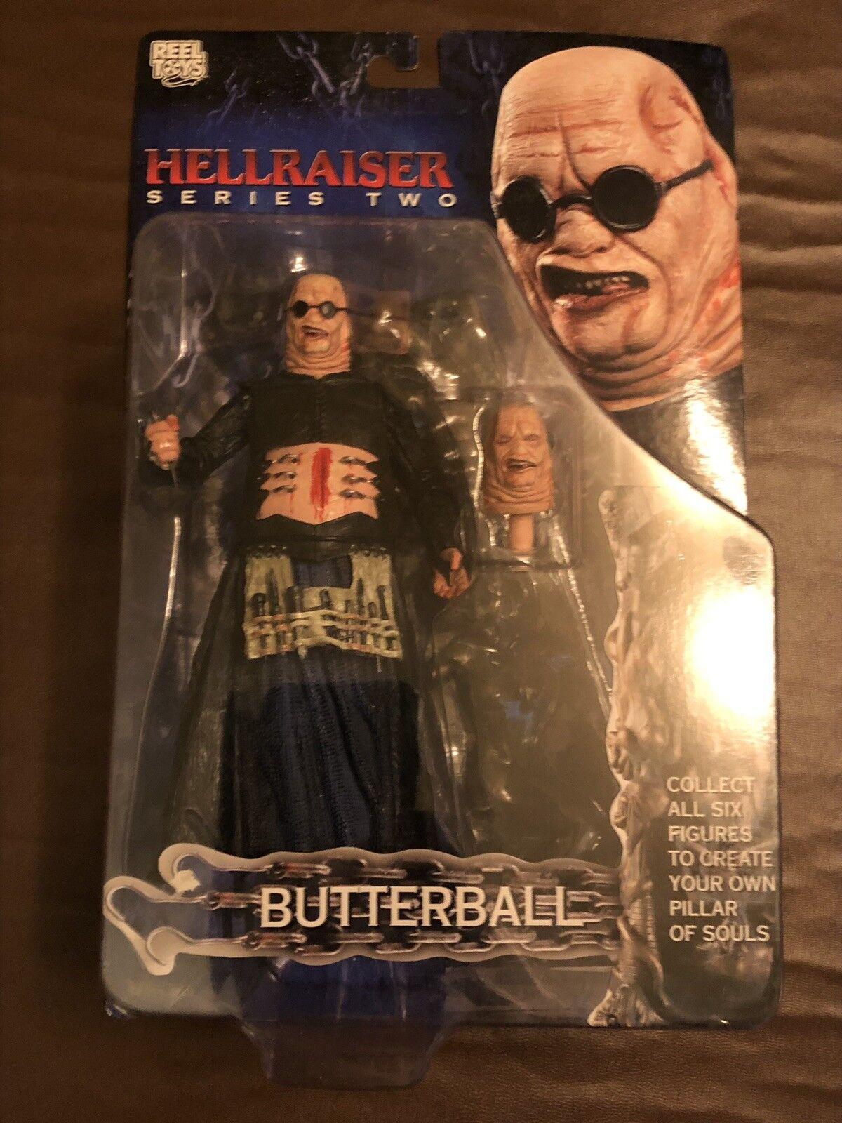 NECA Hellraiser Series 2 Butterball  AFHRS2 52