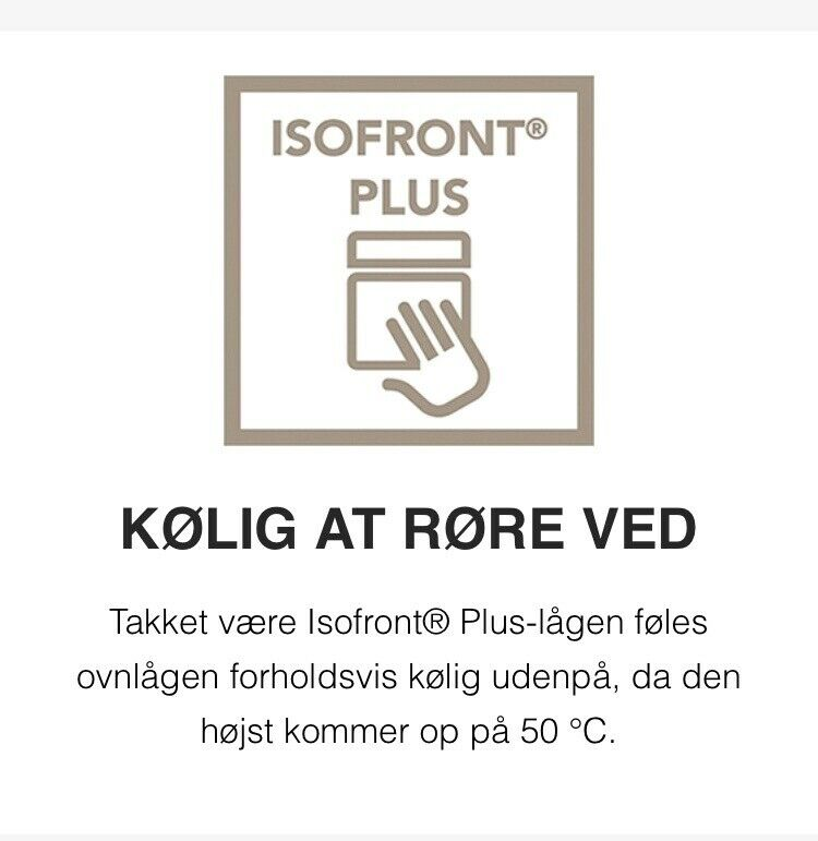 Komfur, Voss Elk13002hv