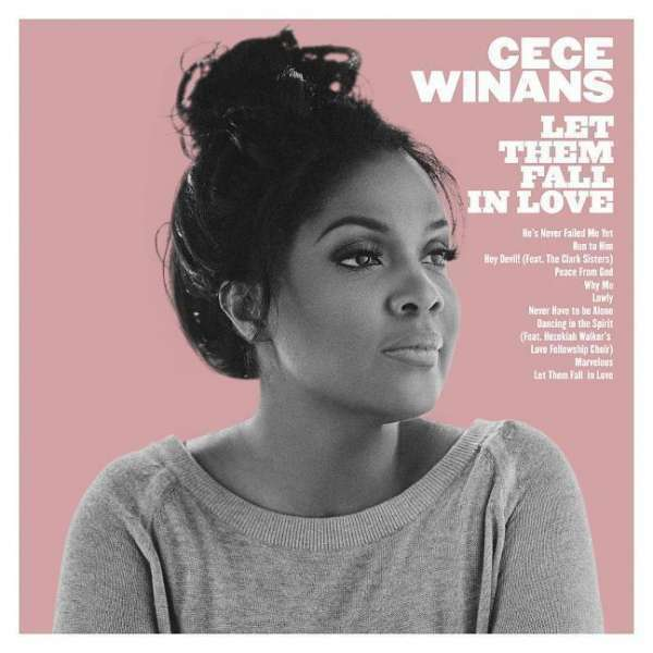 Winans, Cece - Let Them Fall IN Love Nuevo CD