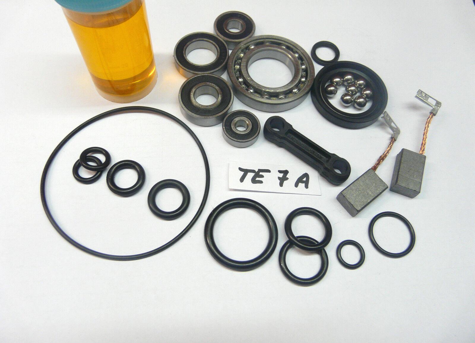 58 - Hilti TE 7-A Reparatursatz, Verschleißteilsatz + Pleuel