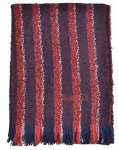 cfdc810f526f5 CHURCH S by Prada SCHAL GAUZE STRIPED SCARF MADE IN ITALY SCH069