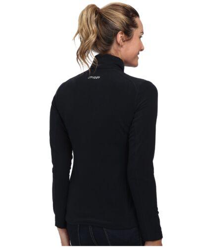 NWT Spyder Women/'s Shimmer Bug Velour Fleece T-Neck Top Size 6