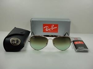 5ecb4c0ce0c5 Image is loading RAY-BAN-OUTDOORSMAN-II-SUNGLASSES-RB3029-9002A6-BRONZE-