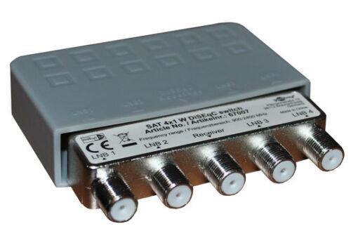 2 TV Sat Anlage MAXIMUM E-85 Rus TV voreingestellt HDTV Sat Receiver USB WLAN