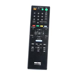 new rmt b104c universal remote for sony blu ray disc player bdp bx37 rh ebay com Blu-ray Movies sony blu ray bdp-s370 manual