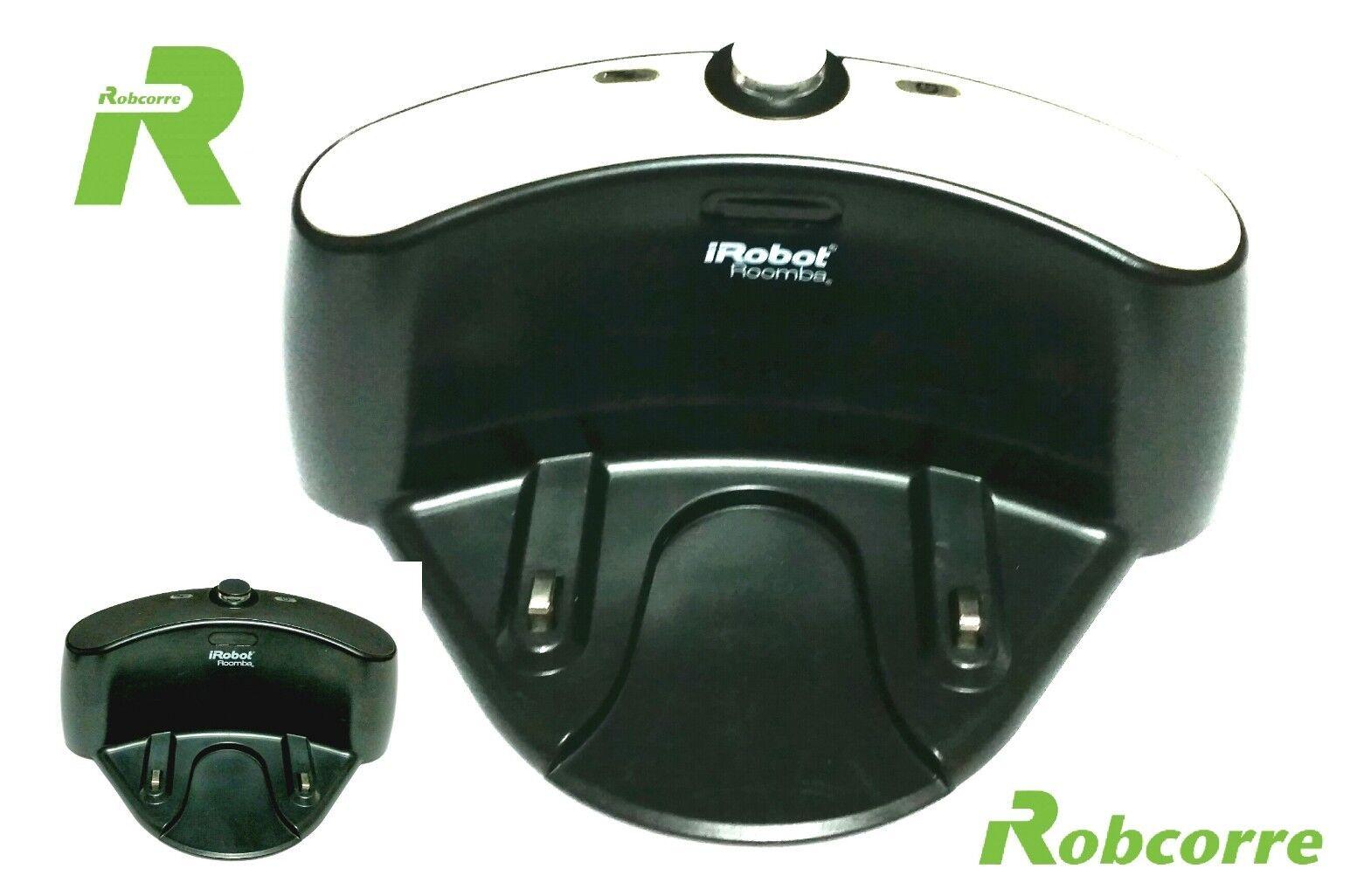 incluso cavo di alimentazione LongRong 1 base di ricarica per iRobot Roomba 500 600 700 800 900 serie Aspirapolvere robot