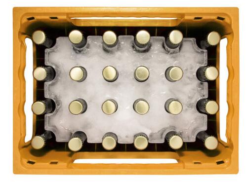 3 x SL Eisblock Bierkühler Flaschenkühler Bierkastenkühler Kühlung 0,33 Liter