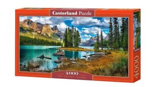 "NEW CASTORLAND Puzzle 4000 Tiles Pieces Jigsaw ""The Spirit Island"""