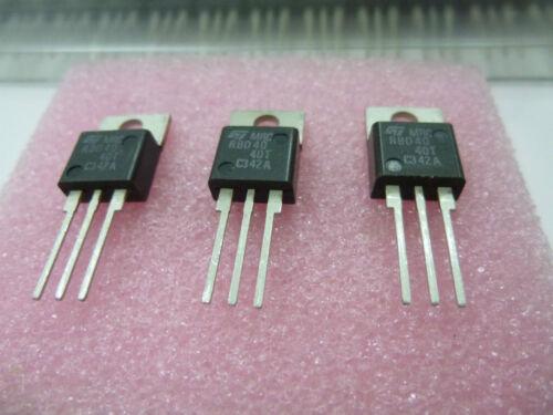 10 St胏k 8Pin DIP IC Buchse Adapter R7G8 O7W7 2x