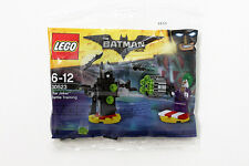 LEGO THE BATMAN MOVIE 30523 - The Joker Battle Training [Polybag Exclusive]