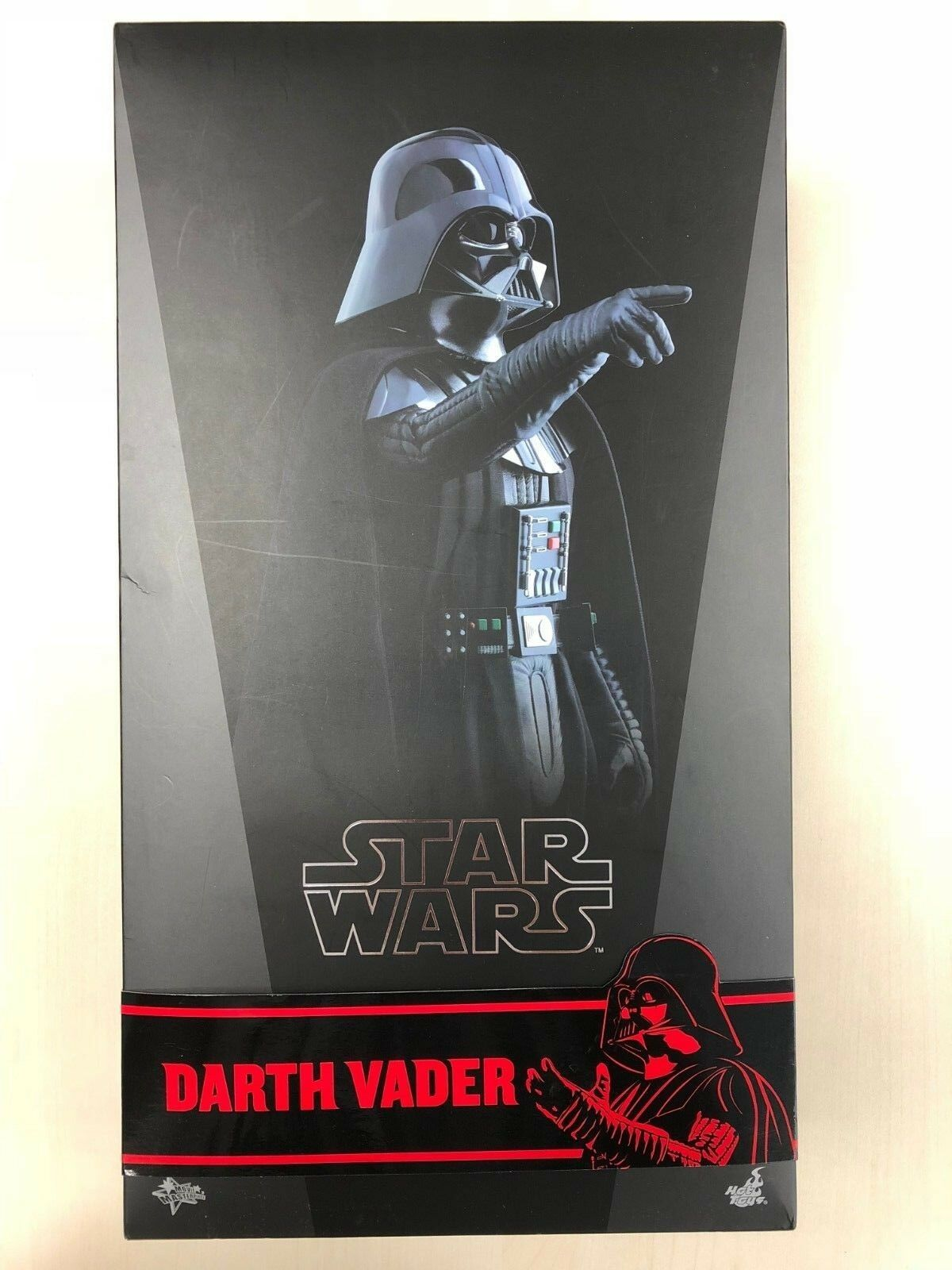 Hot Toys MMS 388 Star Wars Rogue One A Star Wars Darth Vader 14 inch Figure USED