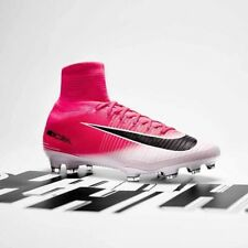 san francisco fb600 ad12b item 8 Nike Mercurial Superfly V Flyknit FG Racer Pink Size 9.5 Uk 44.5 Eu  831940-601 -Nike Mercurial Superfly V Flyknit FG Racer Pink Size 9.5 Uk  44.5 Eu ...