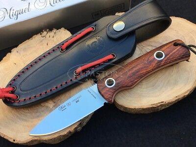 Knive Couteau Nieto Terrano Thuya Scandi 1081S Messer Coltello