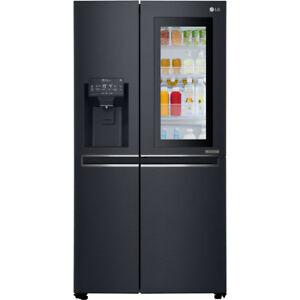 LG-GSX961MTAZ-InstaView-Door-in-Door-91cm-Frost-Free-American-Fridge-Freezer
