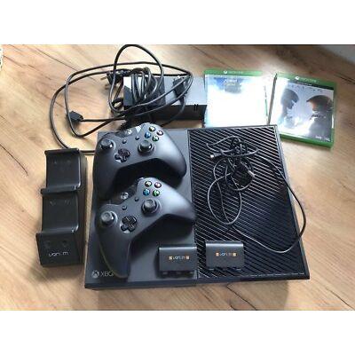 Xbox one 500 GB schwarz