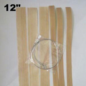 12-034-Round-Wire-Replacement-Impulse-Sealer-Heat-Element-Seal-amp-Cut-Teflon-3-Pack